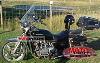 Honda GL 1000 K 3 Gold Wing 1978 photo