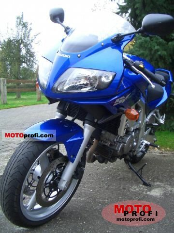 Suzuki SV 650 S 2004 photo