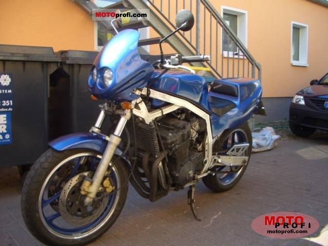Suzuki GSX-R 750 1986 photo