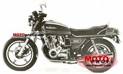 Suzuki GS 850 G 1984 photo