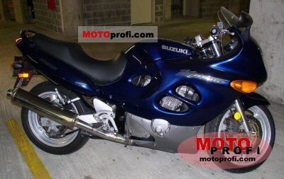 Suzuki GSX 750 F Katana 1999 Specs and Photos