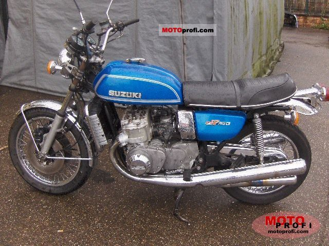 Suzuki GT 750 1976 photo