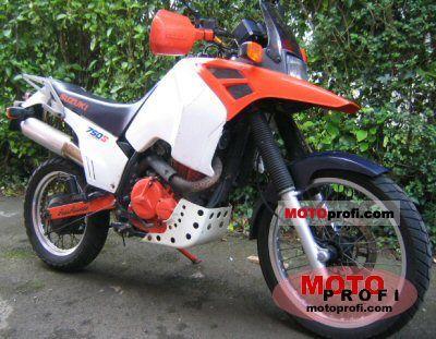 Suzuki DR Big 750 S 1988 photo