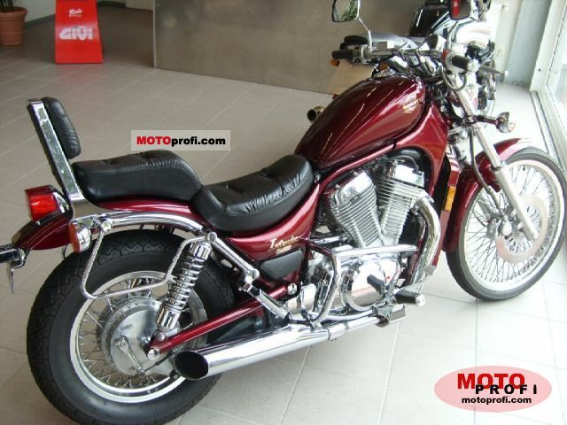 Suzuki Vs 800 Intruder 1995 Specs And Photos