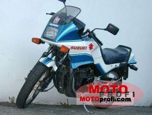 Suzuki GSX 550 ES 1986 photo