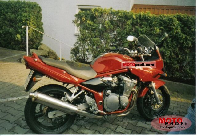 Suzuki GSF 600 S Bandit 2002 photo