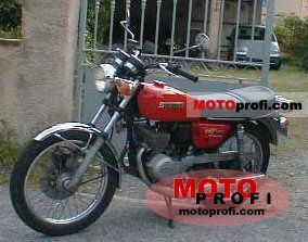Suzuki GT 125 1974 photo