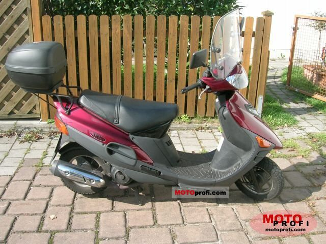 Suzuki AN 125 1997 photo