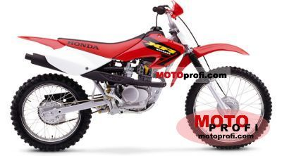 Honda XR 100 R 2003 photo