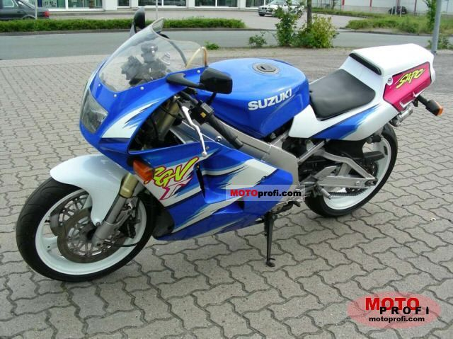 Suzuki RGV 250 1993 photo