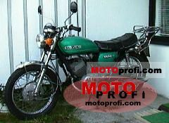 Suzuki T 250 1971 photo