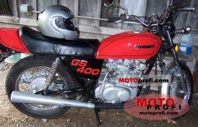 Suzuki GS 400 E 1978 photo