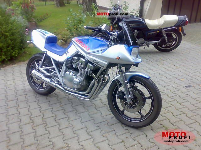 Suzuki GSX 750 S Katana 1984 photo