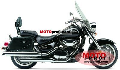 Suzuki Boulevard C90 Black 2005 photo