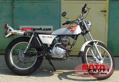 Honda TL 125 S 1978 photo