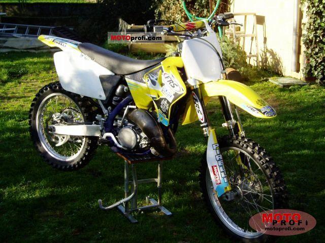 rm 125 Specs 2005 Suzuki rm 125 2005