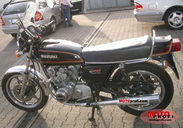 Suzuki GS 550 E 1978 photo