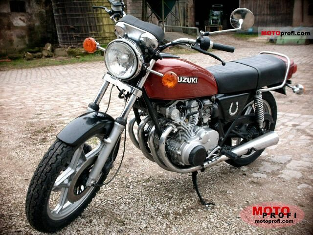suzuki gs 550 e 1981 specs and photos