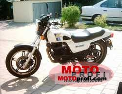 Honda FT 500 1982 photo