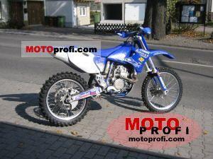 Yamaha YZ 426 F 2002 photo
