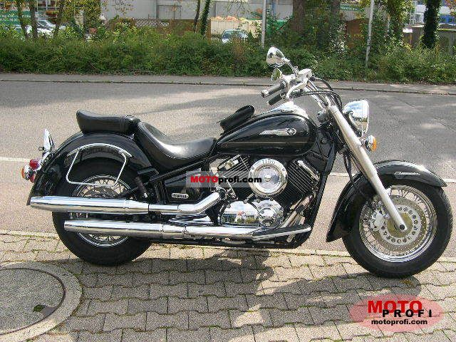 Yamaha XVS 1100 A Drag Star Classic 2000 photo