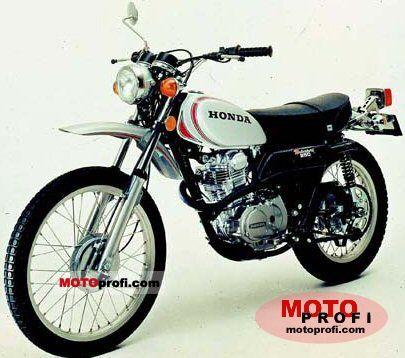 Honda XL 250 1973 photo