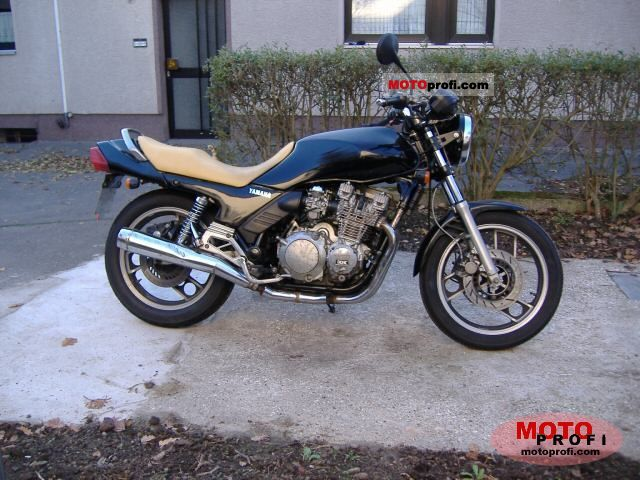 Yamaha XJ 900 1987 photo