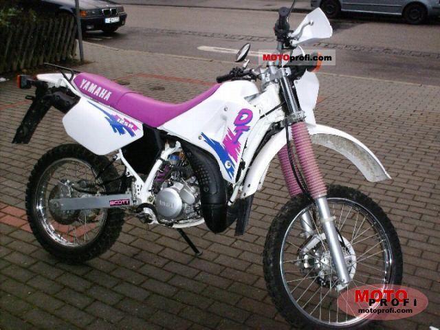 Yamaha DT 125 R 1992 photo