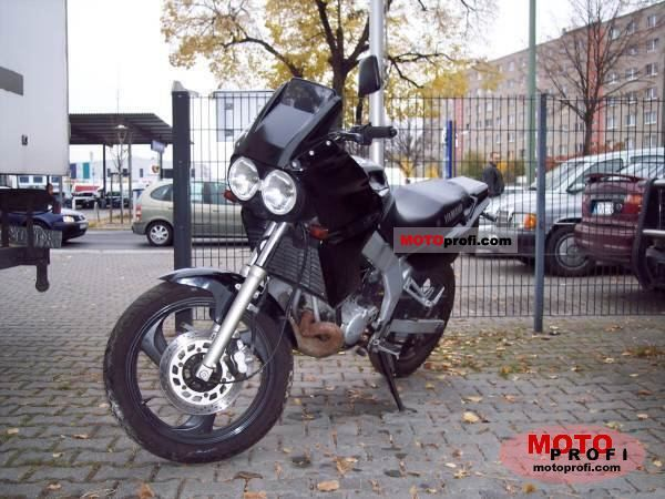 yamaha dt 125 r 1997 specs and photos. Black Bedroom Furniture Sets. Home Design Ideas