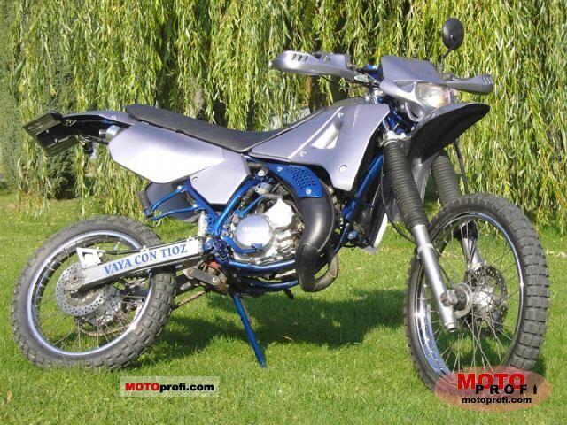 Yamaha DT 125 R 2000 photo