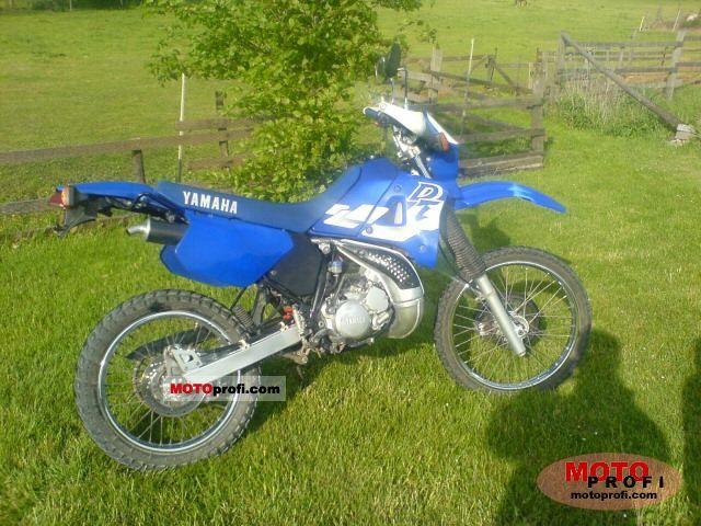 Yamaha DT 125 R 2002 photo