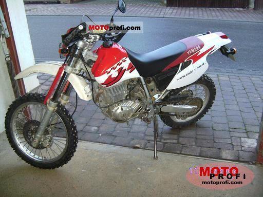 Yamaha TT 600 R 1999 photo