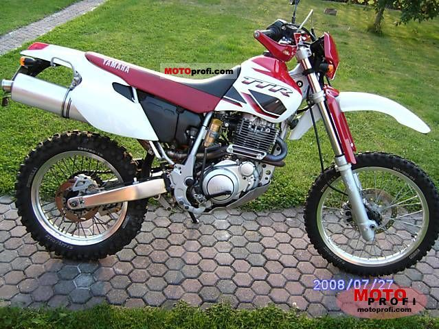 Yamaha TT 600 R 2000 photo