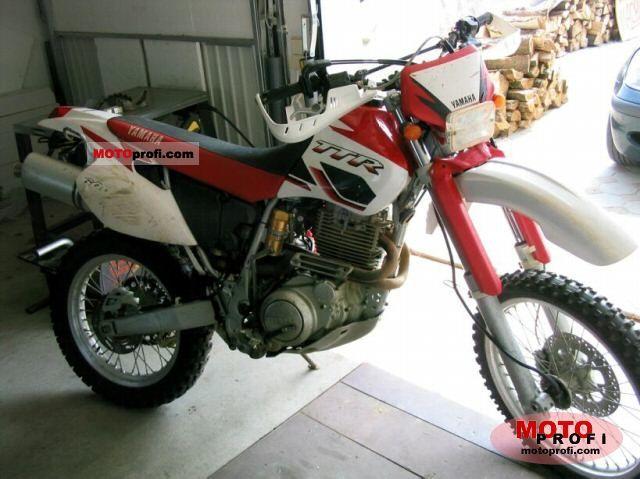 Yamaha TT 600 R 2001 photo