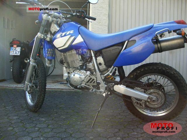 Yamaha TT 600 R 2002 photo