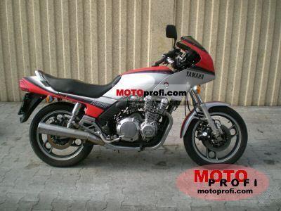 Yamaha XJ 900 F 1985 photo