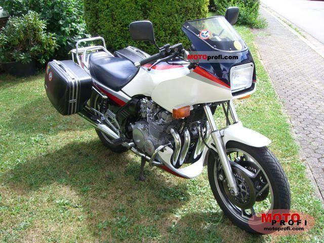 Yamaha XJ 900 F 1986 photo