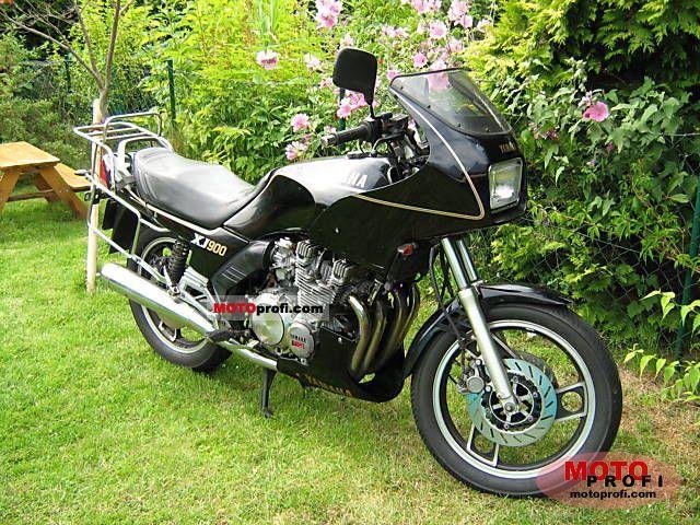 Yamaha XJ 900 F 1988 photo