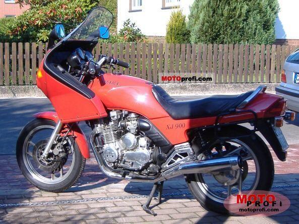 Yamaha XJ 900 F 1990 photo