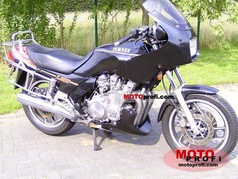 Yamaha XJ 900 F 1991 photo