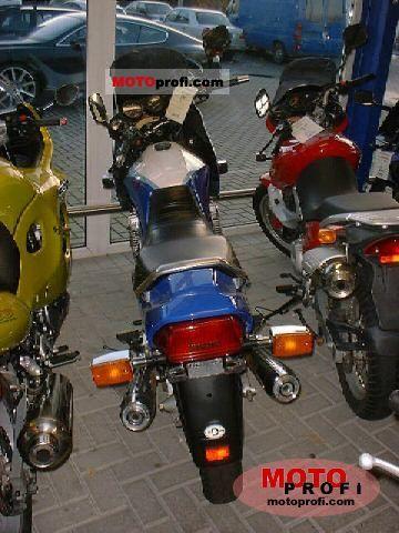 Yamaha XJ 900 F 1992 photo