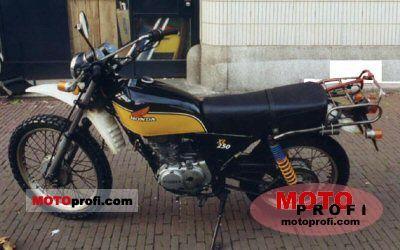 Honda XL 250 1976 photo