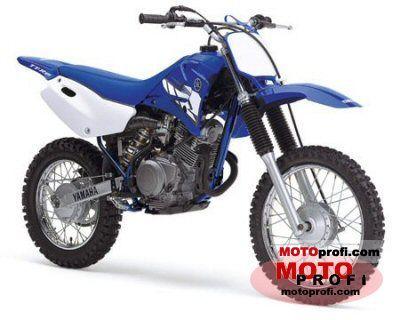 Yamaha TT-R125 2004 photo