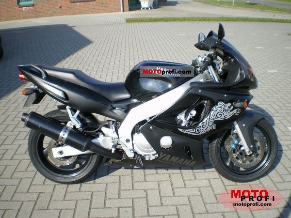 Yamaha YZF 600 R 1999 photo