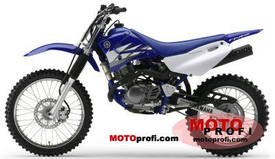 Yamaha TT-R 125 L/LE 2005 photo