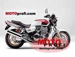 Honda CB 1300 Super Four 2002 photo