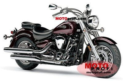 Yamaha Road Star 1700 2005 photo