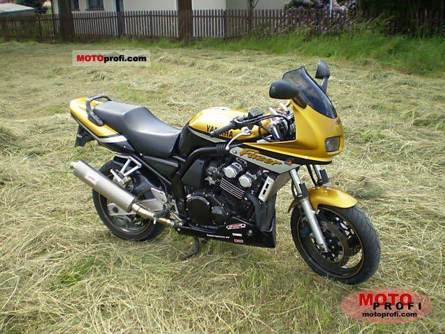 Yamaha FZS 600 S 2000 photo