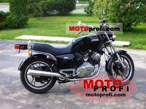 Yamaha XV 920 RH 1981 photo