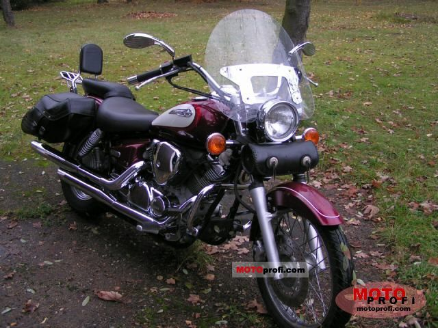 Yamaha XVS 125 Drag Star 2001 photo